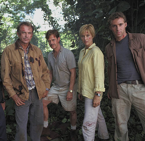 jurassic park 3 The Jurassic Park Franchise: What the Hell Happened?