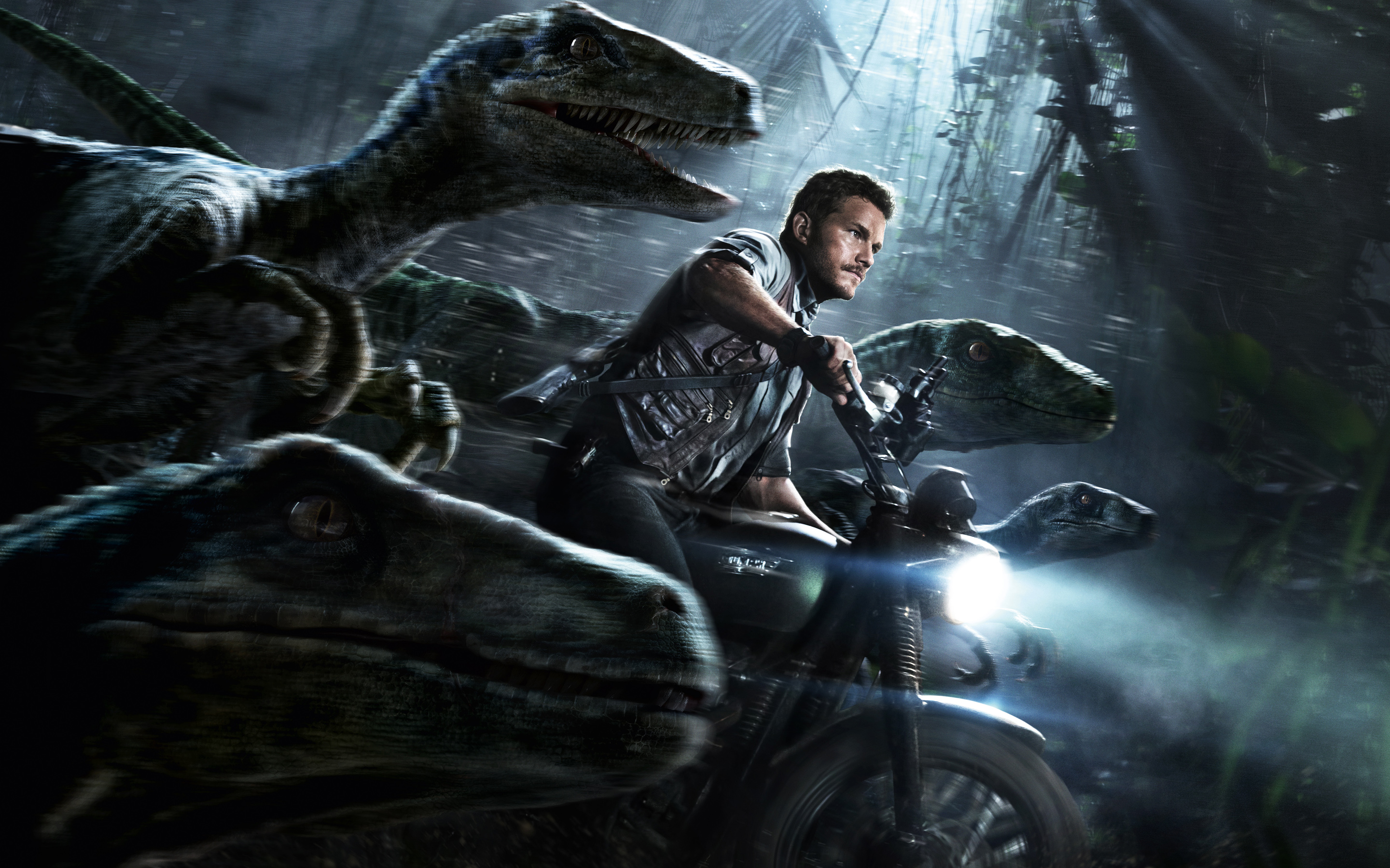 jurassic world chris pratt raptor bikes Gareth Edwards, Rogue One, and the Case Against Hollywoods Billion Dollar Youth Movement