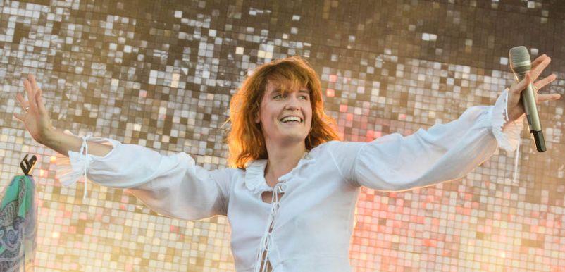 Florence and the Machine // Photo by Amanda Koellner