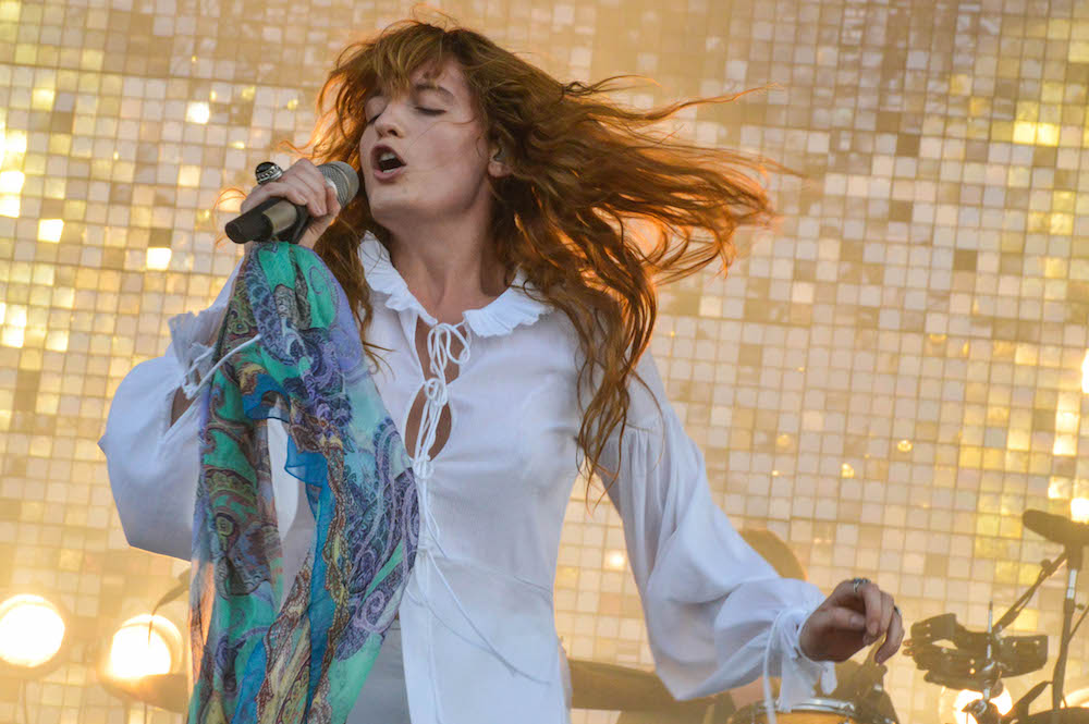 Florence and the Machine // Photo by Amanda Koellner
