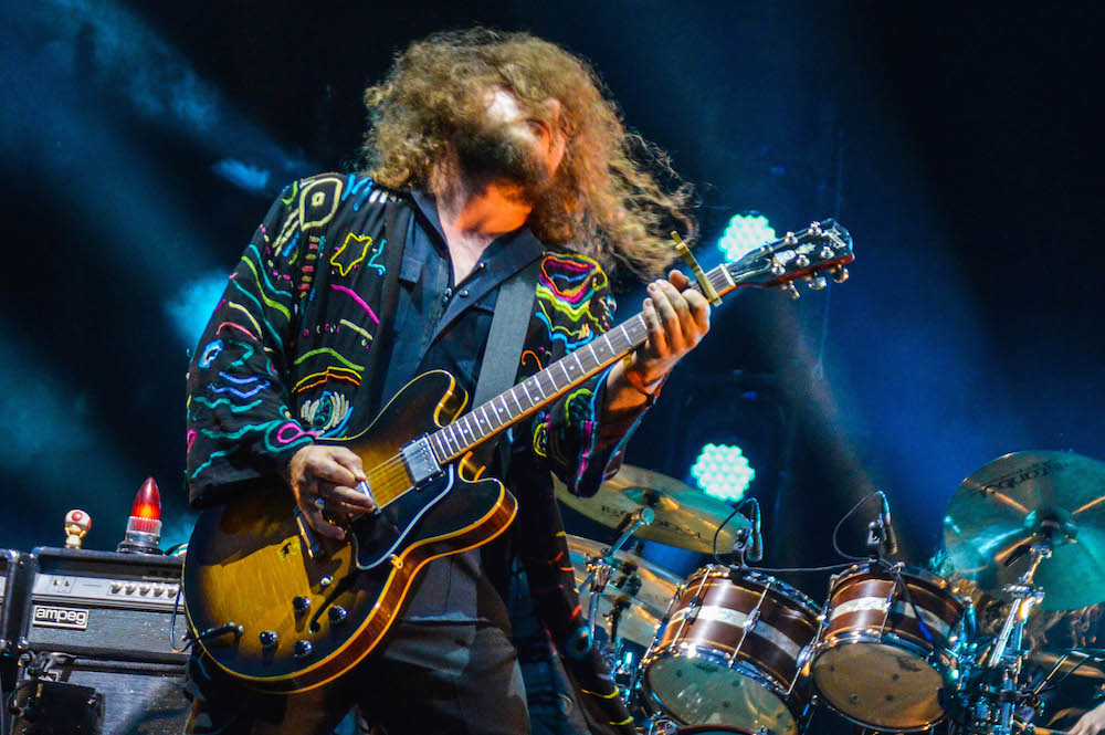 My Morning Jacket // Photo by Amanda Koellner