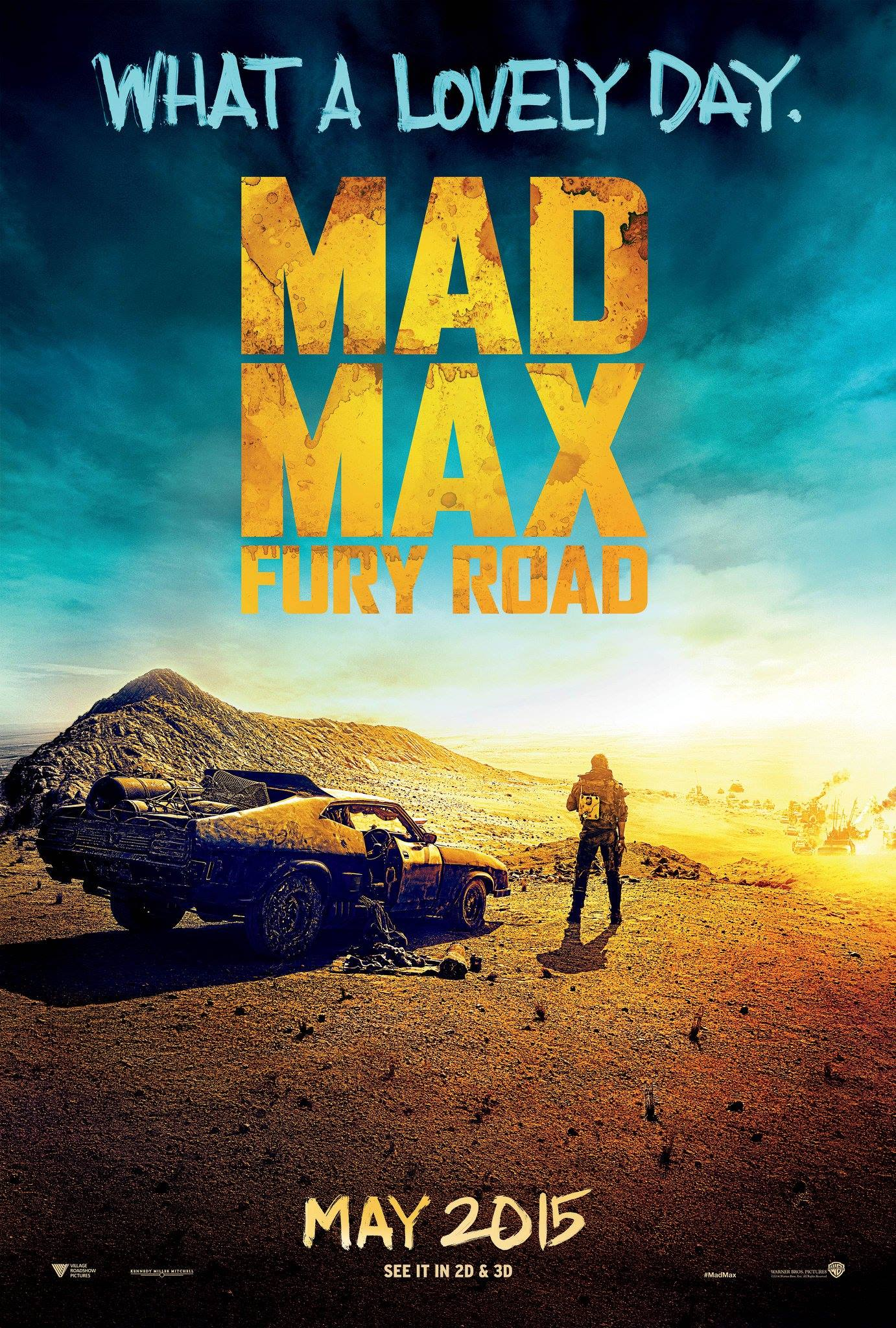 mad max fury road Top 25 Films of 2015