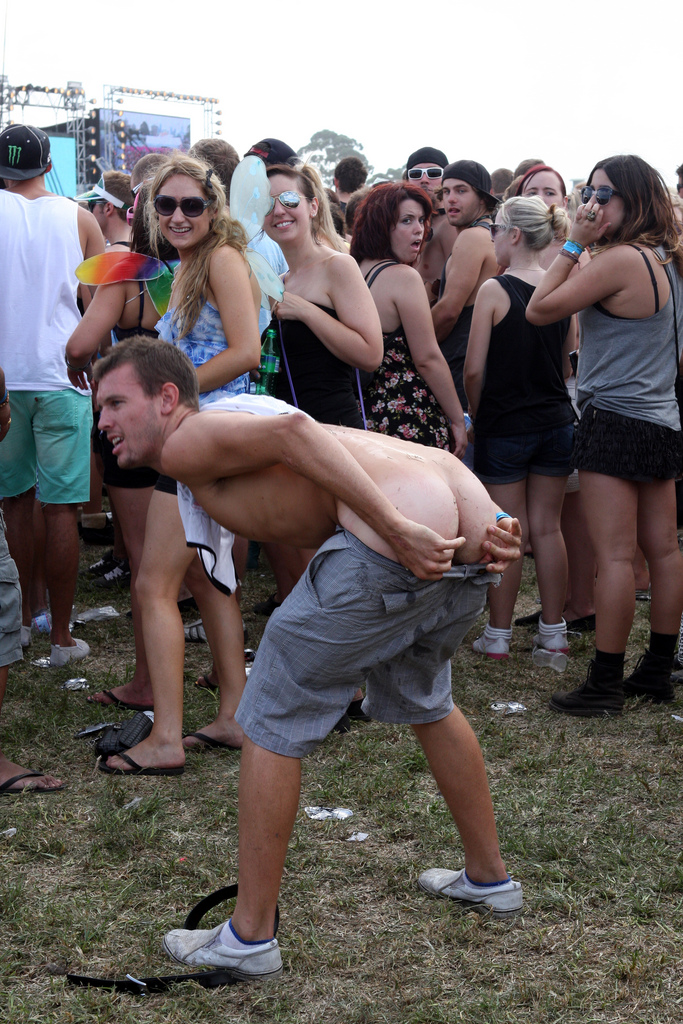 mooners The 30 Types of People You Will Definitely See at Every Music Festival