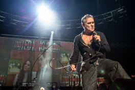 Morrissey // Photo by Ester Segretto