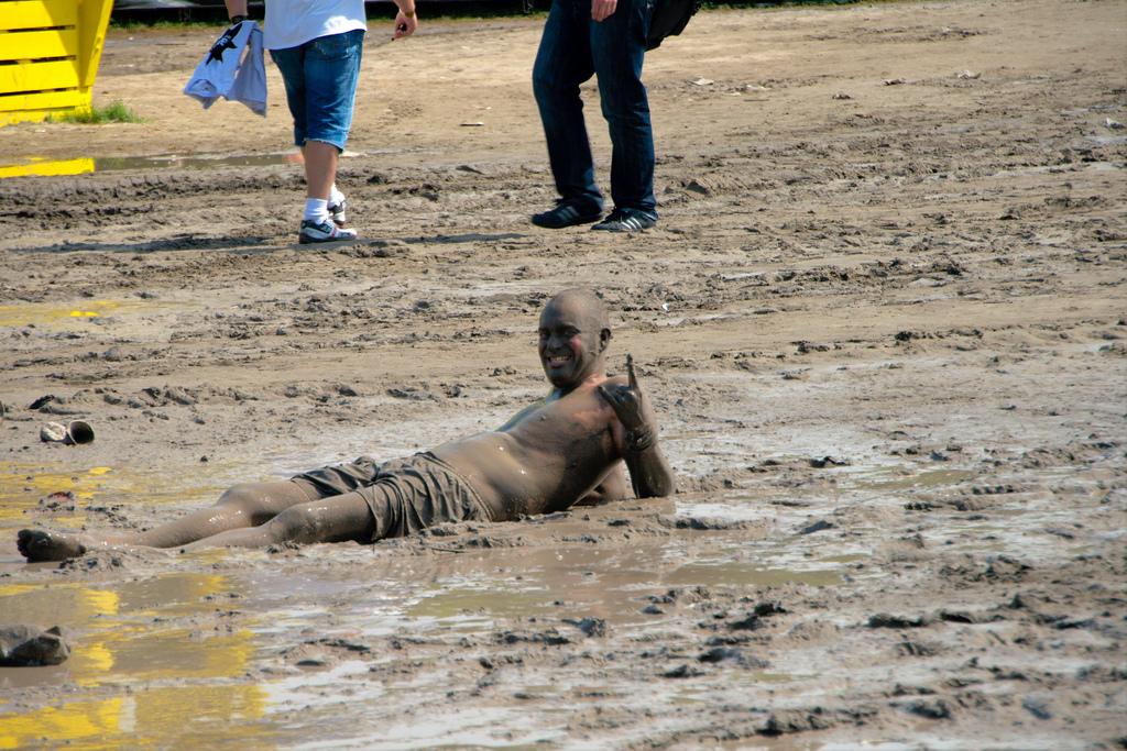 mud people