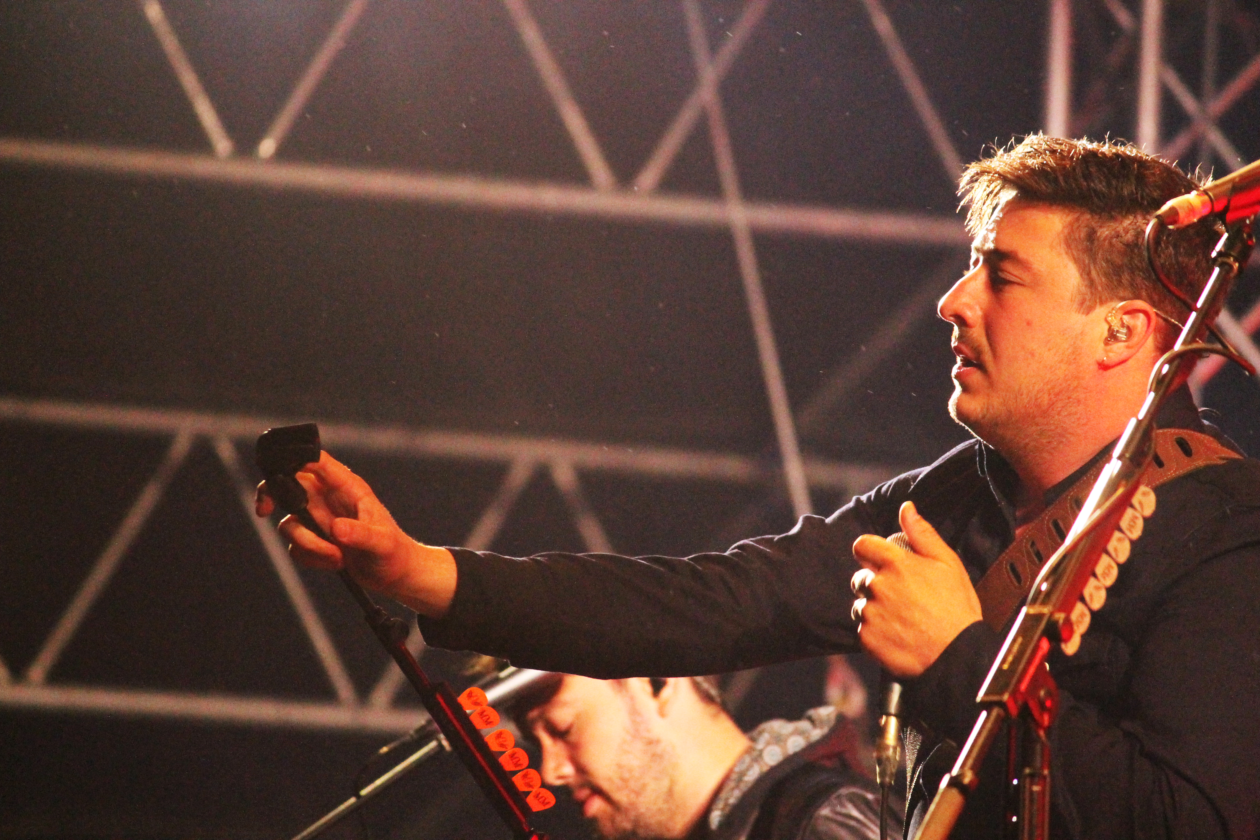 Mumford & Sons // Photo by Killian Young