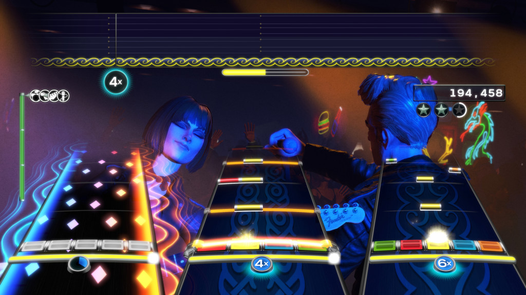 rock bnd 4 2 Guitar Hero Live and Rock Band 4: Its Time for a Reunion!