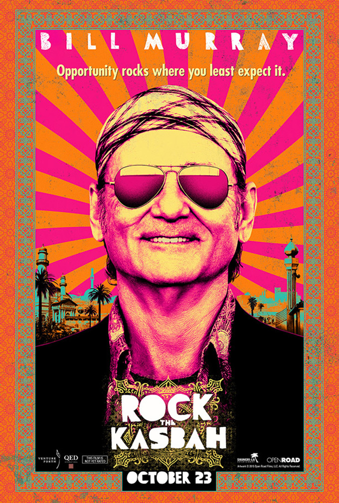 rock the kasbah Watch Bill Murray putz around the Middle East in the Rock the Kasbah trailer