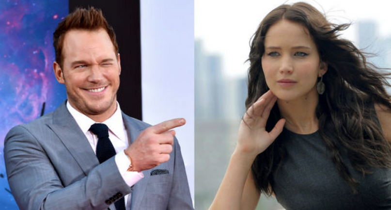 Chris Pratt JLAW