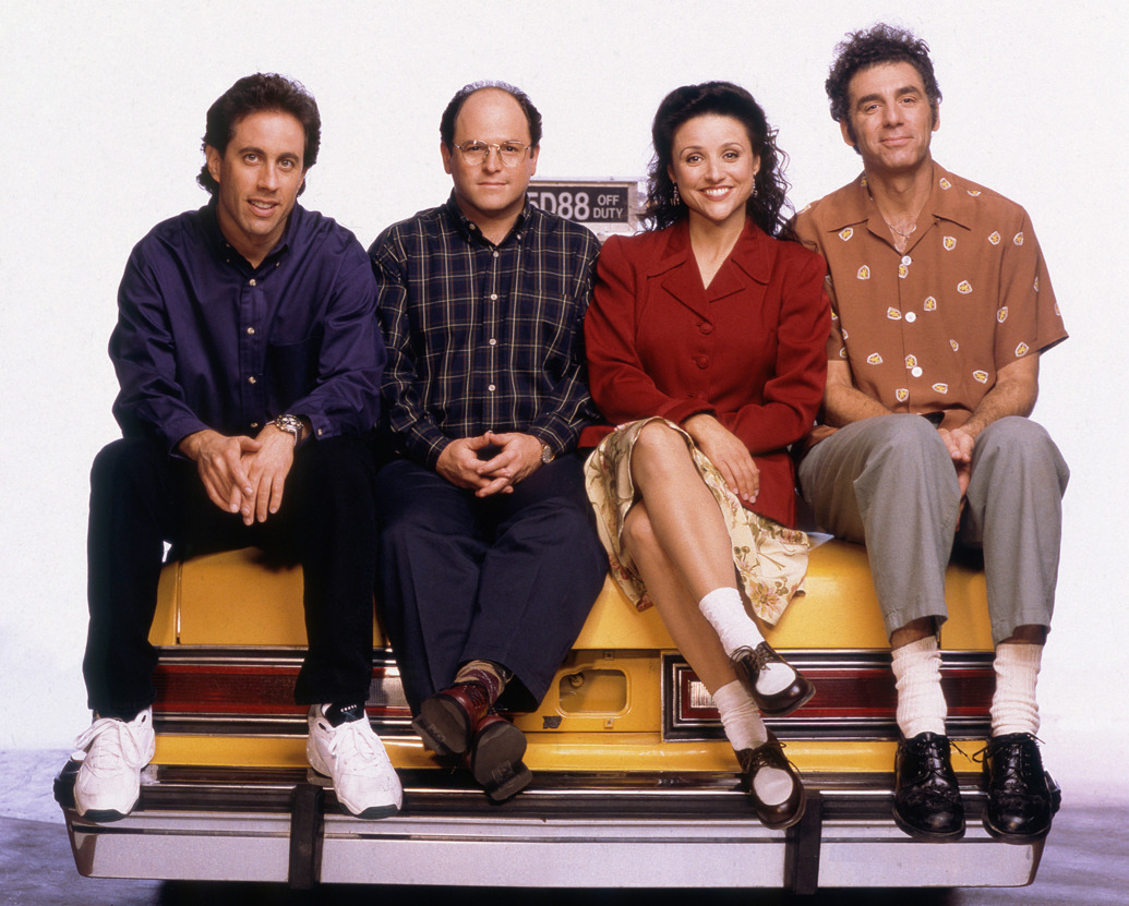 seinfeld greatest Jerry Seinfeld, Comedy, and Punditry: What's the Deal?