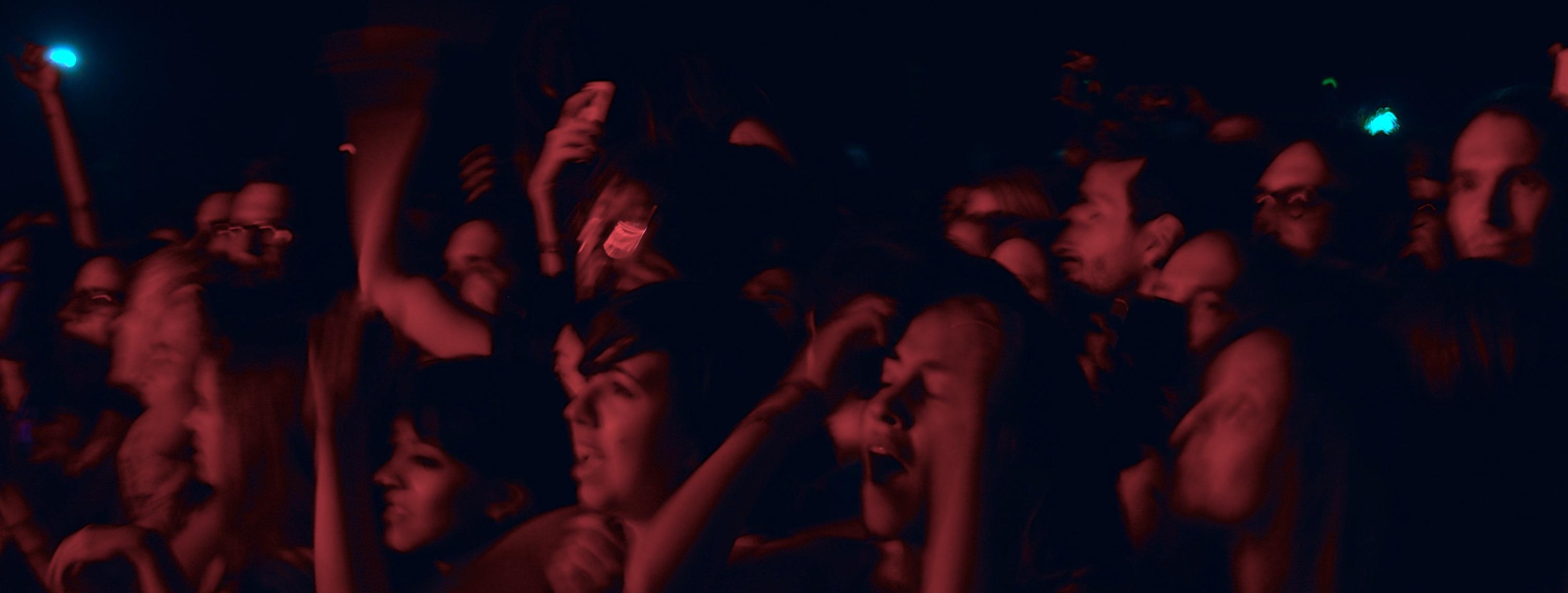 The Strokes Crowd // Photo by Adam Kivel