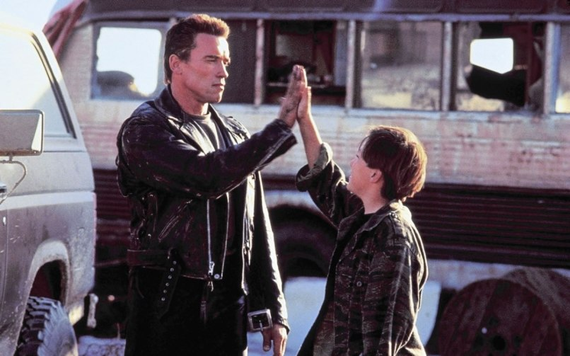 terminator 2 Arnold Schwarzeneggers Top 10 Performances