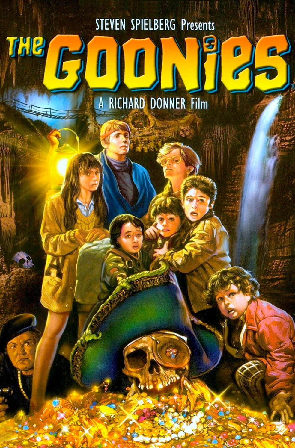 the goonies poster 02 1985 The Goonies Turns 30: They R Still Good Enough