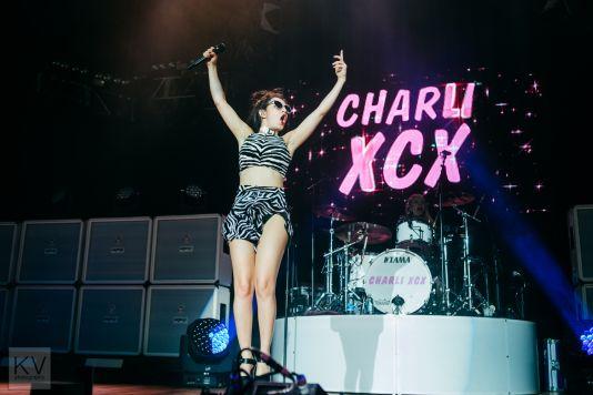 Charli XCX // Photograph by Clarissa Villondo