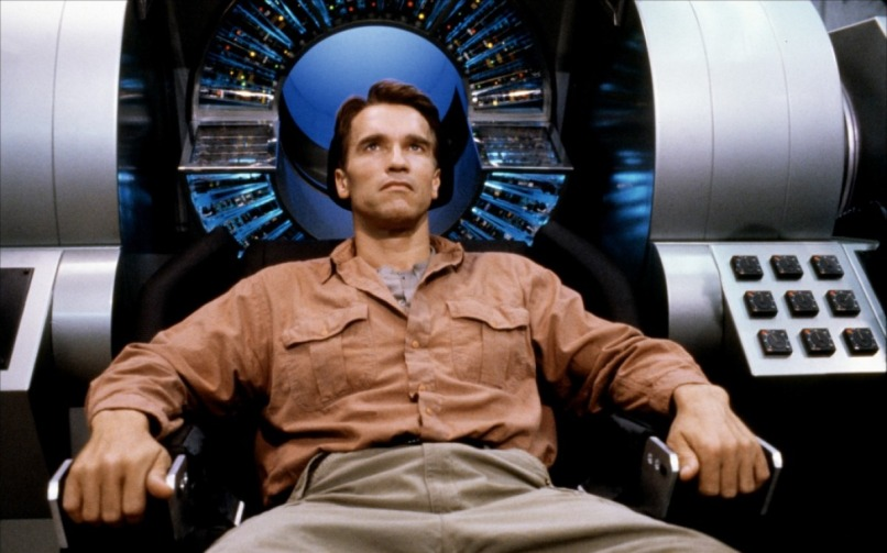 total recall Arnold Schwarzeneggers Top 10 Performances