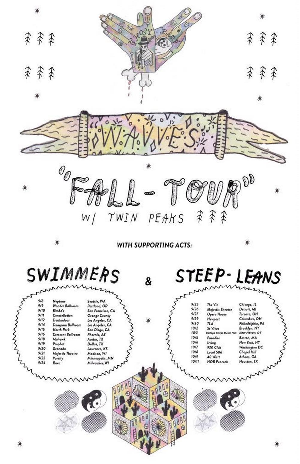 Wavves-tour-2015-fall