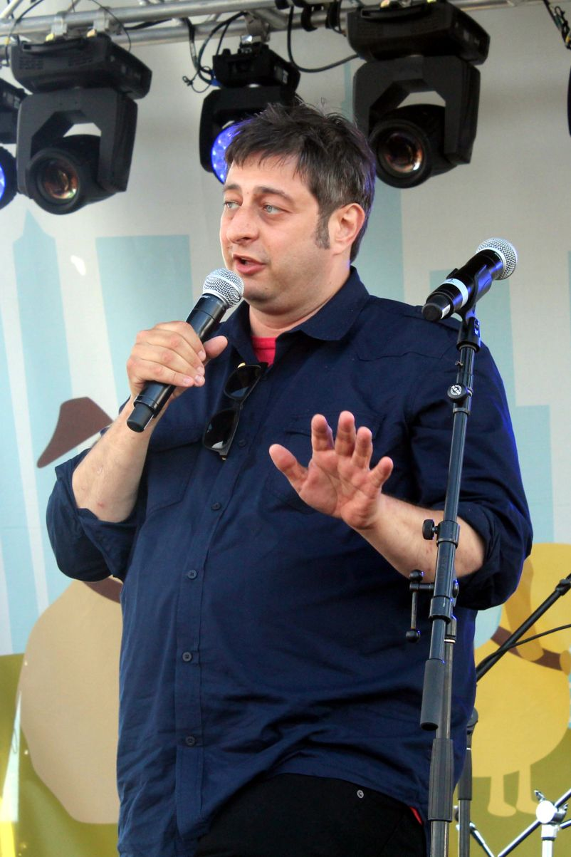 Eugene Mirman // Photo by Heather Kaplan
