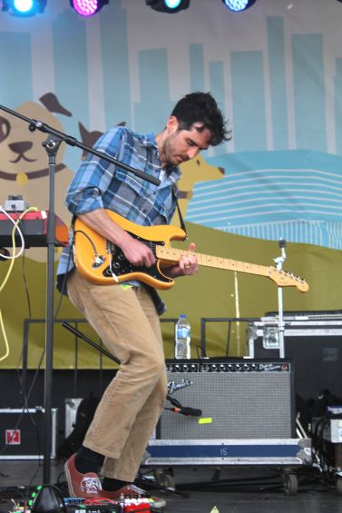 Clap Your Hands Say Yeah // Photo by Heather Kaplan