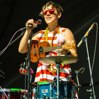 Tune-Yards // Photo by Philip Cosores