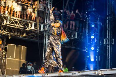 Missy Elliott // Photo by Philip Cosores