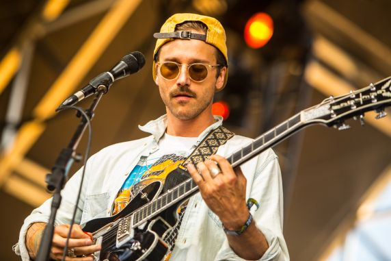 Portugal. the Man // Photo by Philip Cosores