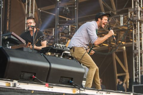 Passion Pit // Photo by Philip Cosores
