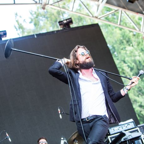 Father John Misty // Photo by Philip Cosores