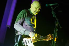 Smashing Pumpkins // Photo by Philip Cosores