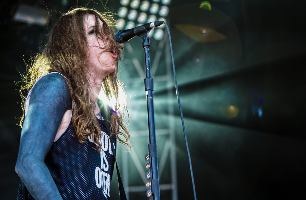 Against Me! // Photo by Autumn Andel