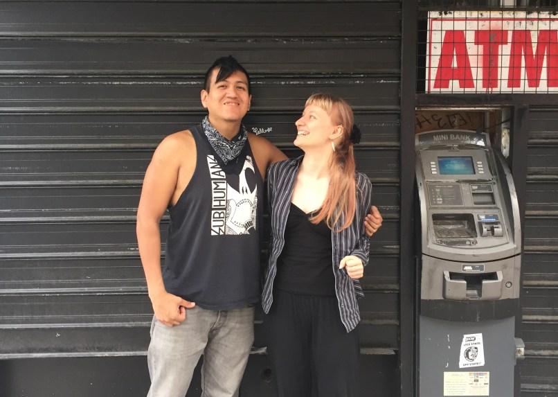 Aldo and Olya