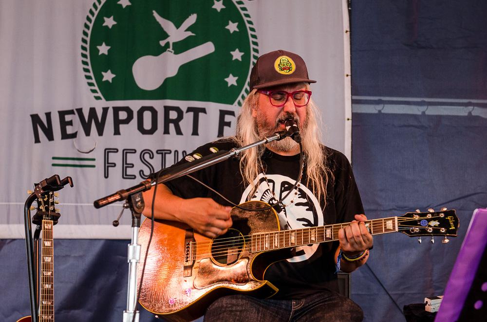 ben kaye newport folk fest j mascis 2 Ben Kaye Newport Folk Fest J Mascis 2