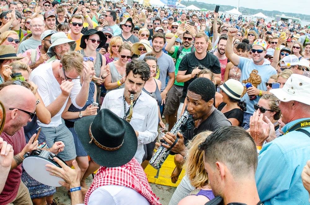 Ben-Kaye-Newport-Folk-Fest-Jon-Batiste-and-Stay-Human-7