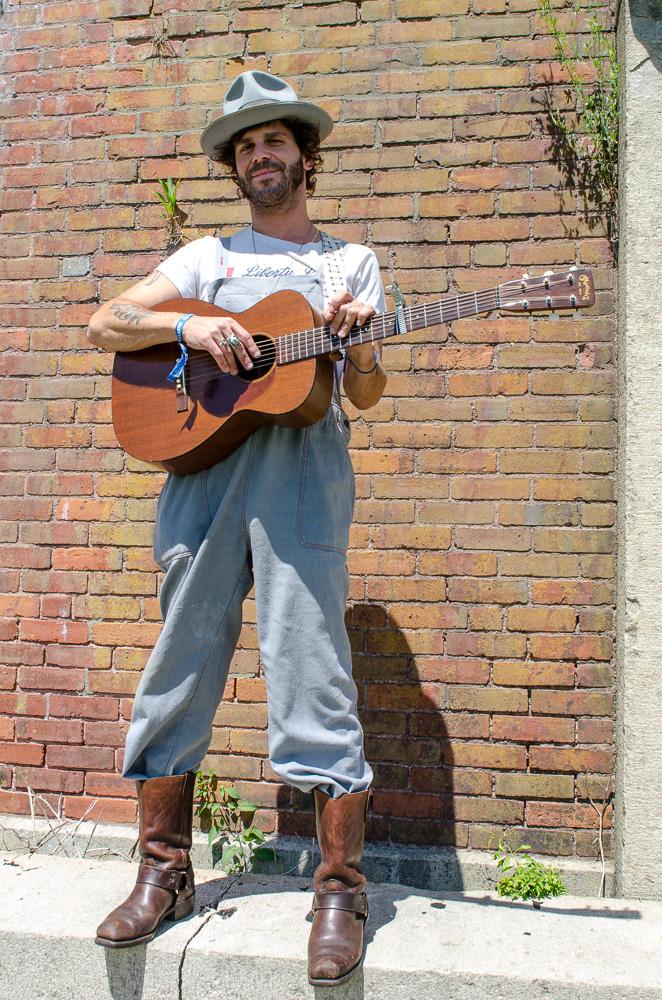ben kaye newport folk fest langhorne slim 2 Ben Kaye Newport Folk Fest Langhorne Slim 2