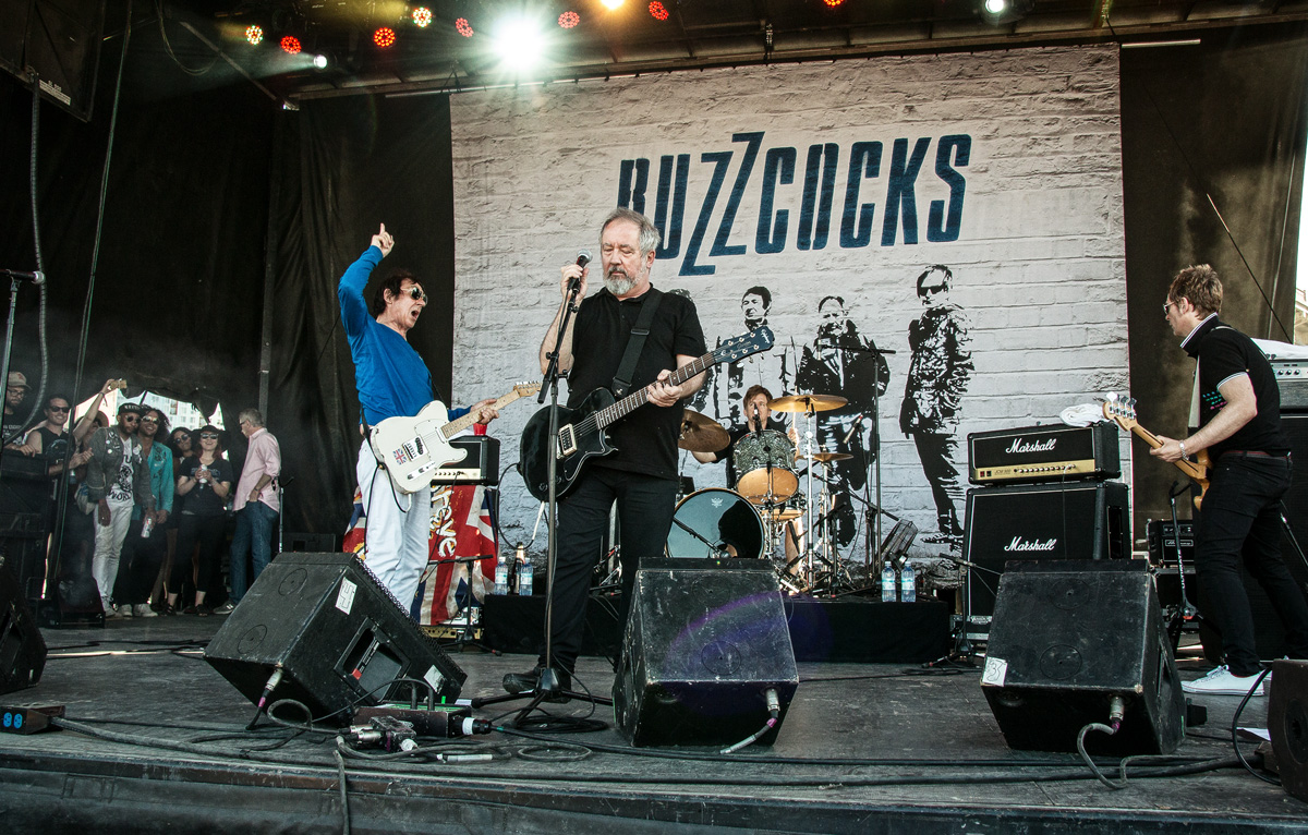 The Buzzcocks // Photo by Autumn Andel