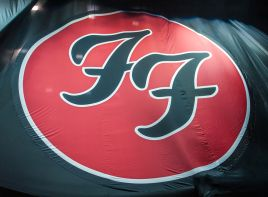 Foo Fighters // Photo by David Brendan Hall