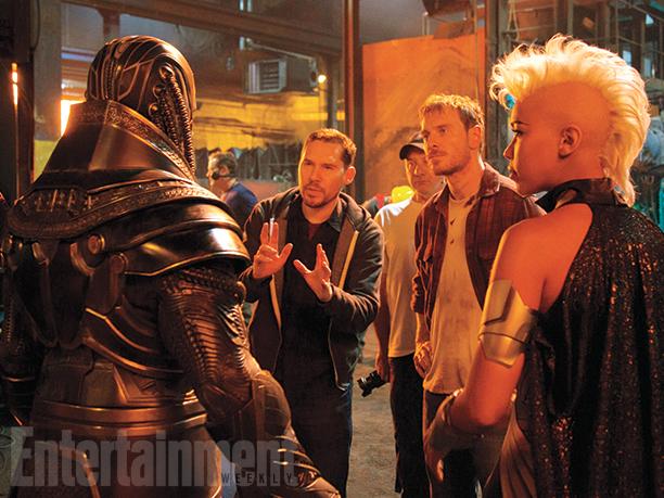 Apocalypse rises, Psylocke stuns in new image from X-Men