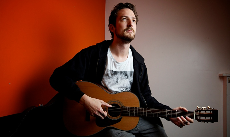 Frank Turner Revisits The Weakerthans' Reconstruction Site