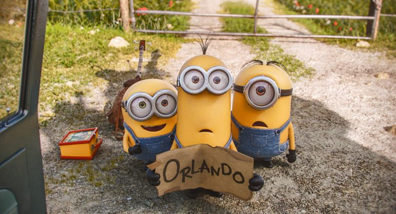 Film Review: Minions | Consequence of Sound