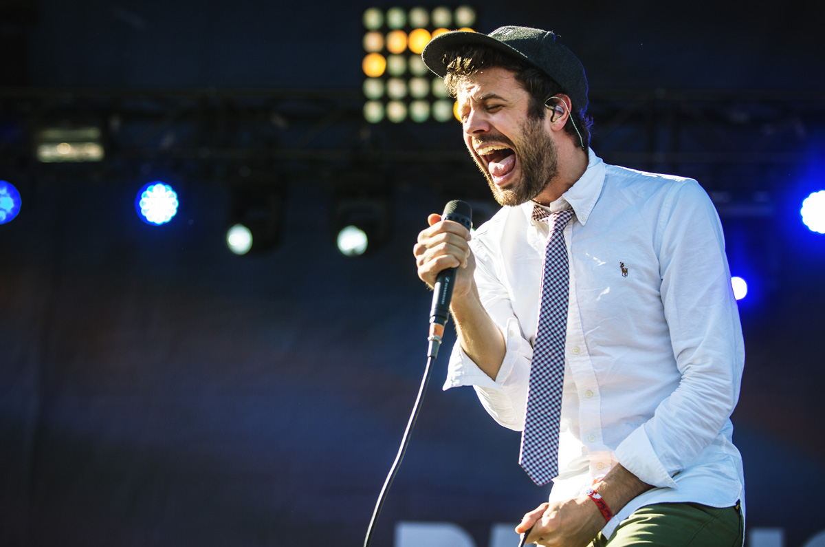 Passion Pit // Photo by Autumn Andel