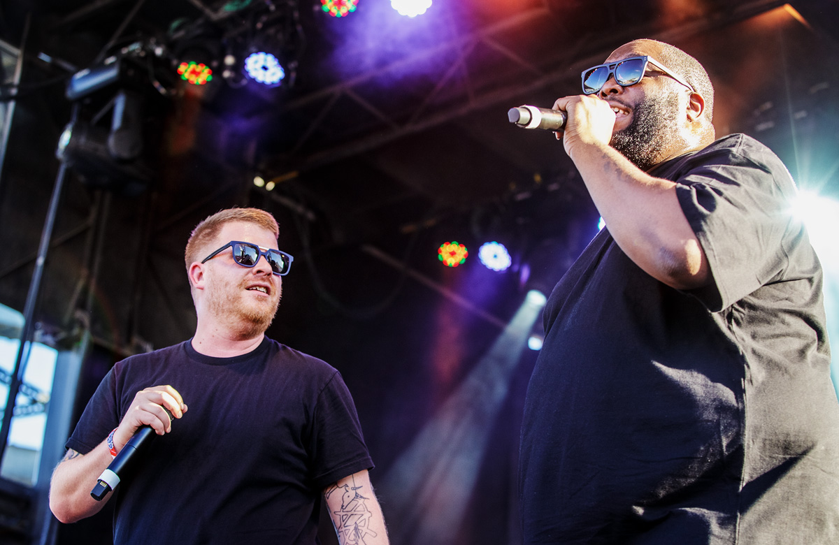 Run The Jewels // Photo by Autumn Andel