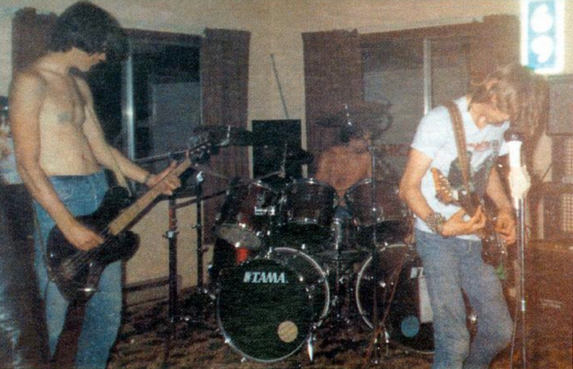 Nirvana first show