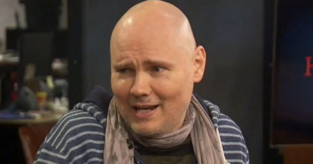 Billy Corgan defends Trump, blasts ?fake news? in new interview