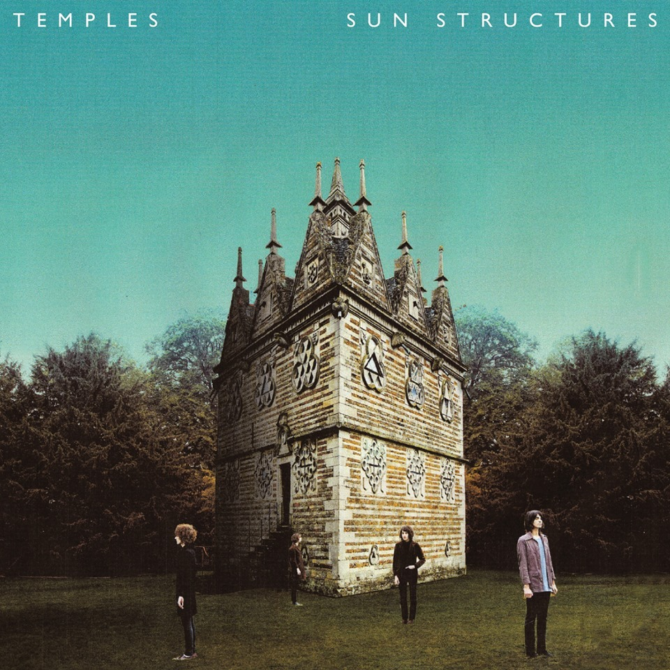 temples Top 10 Heavenly Recordings Releases