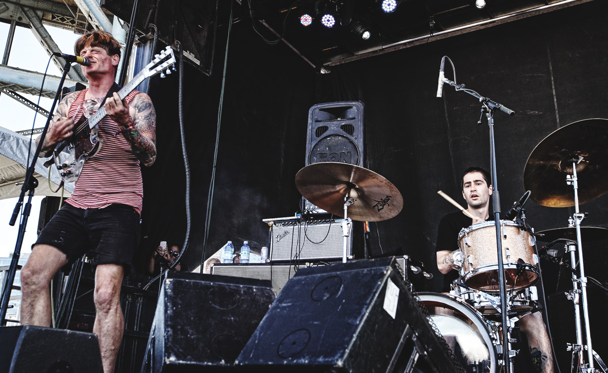 Thee Oh Sees // Photo by Autumn Andel