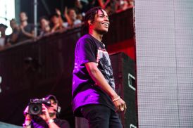 A$AP Rocky // Photo by Philip Cosores