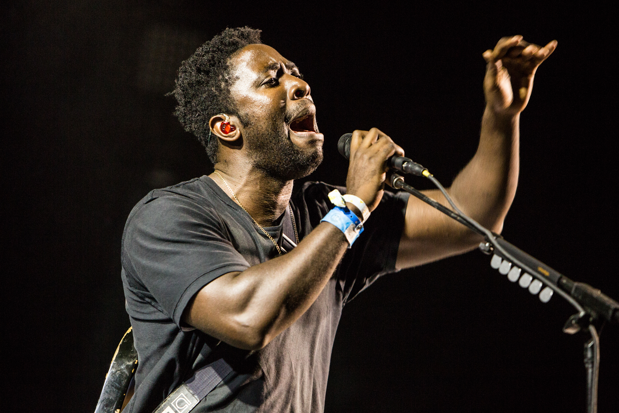 Bloc Party, photo by Philip Cosores
