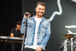 Sam Smith // Photo by Philip Cosores