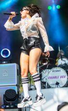 Charli XCX // Photo by Philip Cosores