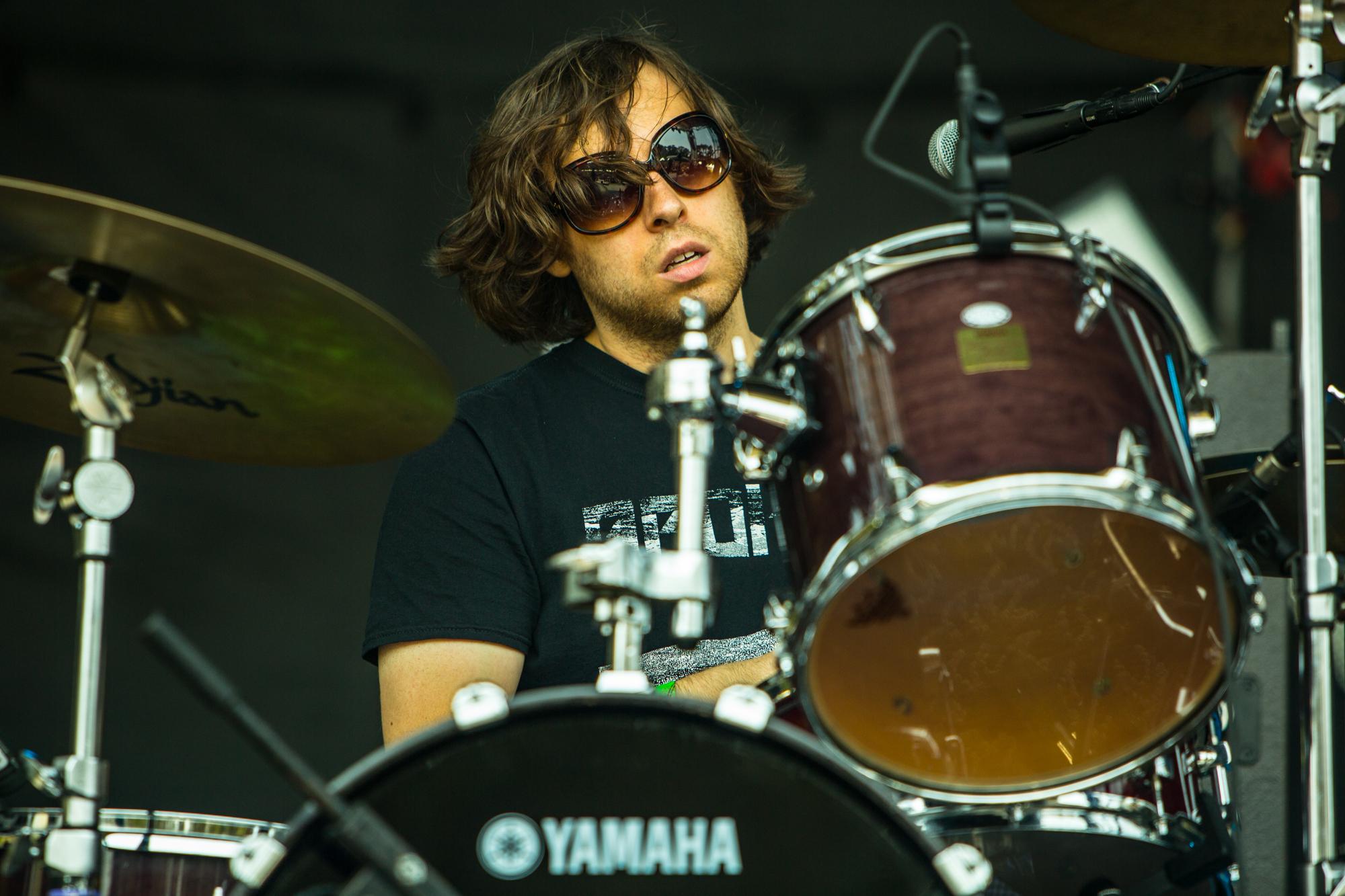 Speedy Ortiz // Photo by Philip Cosores