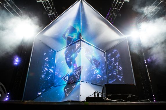 Flying Lotus // Photo by Philip Cosores
